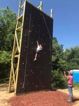 climbing wall 13