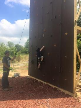 climbing wall 15
