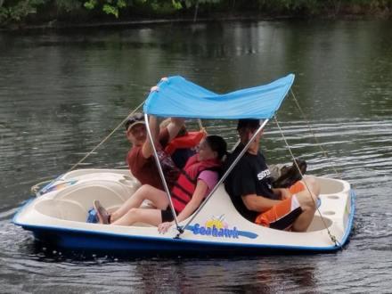 paddle boat 11